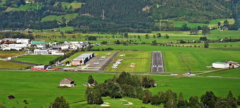 Zell am See airport