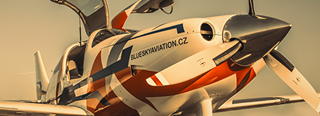 Přeškolení pro piloty Cessna 350 Corvalis
