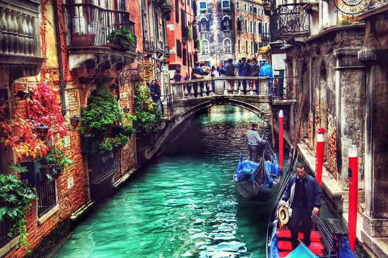 Benátky kanály