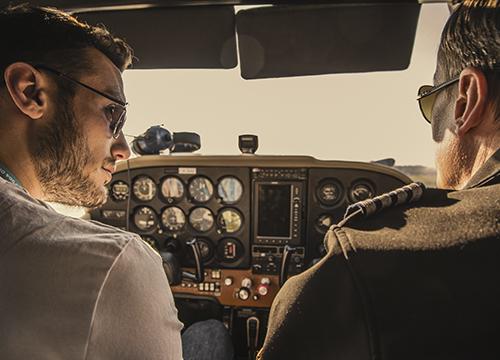Pilotní výcvik