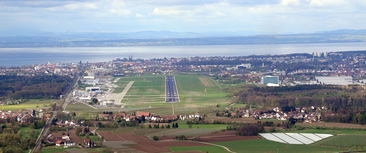 Bodensee Airport Friedrichshafen