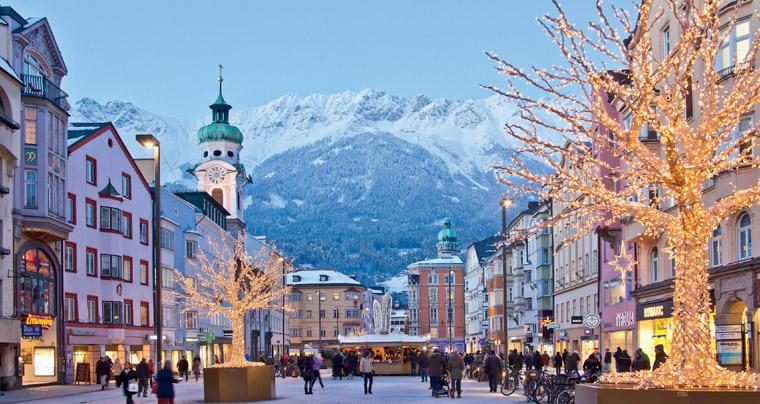 Weihnachten Innsbruck