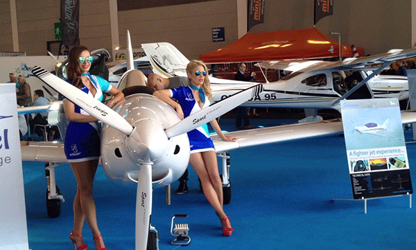 Aero-Expo Friedrichshafen