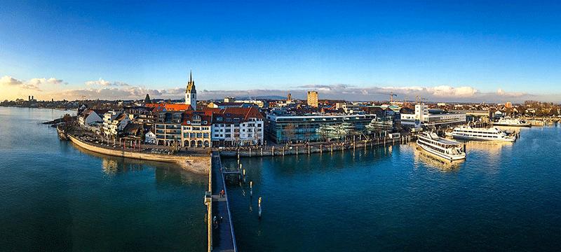 Friedrichshafen & Bodensee