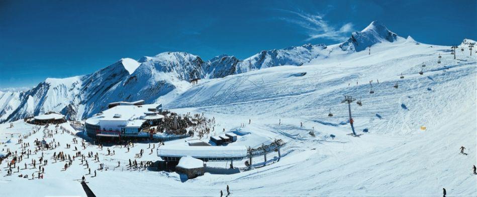Kaprun - lyžařské středisko