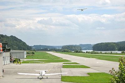 Vilshofen letiště