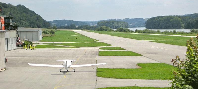 Vilshofen airport