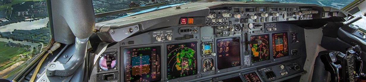Pilot dopravního letadla
