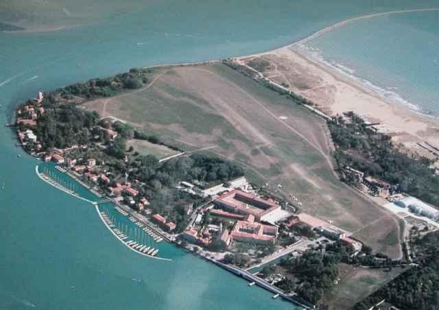 Venezia Lido Airport