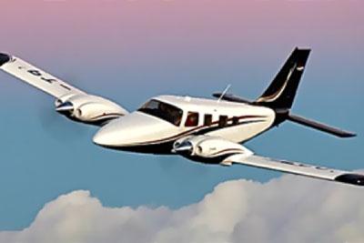 Dvoumotorové letadlo MEP