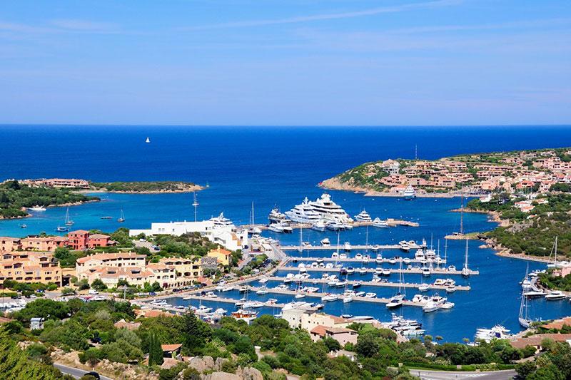 Sardinie Port