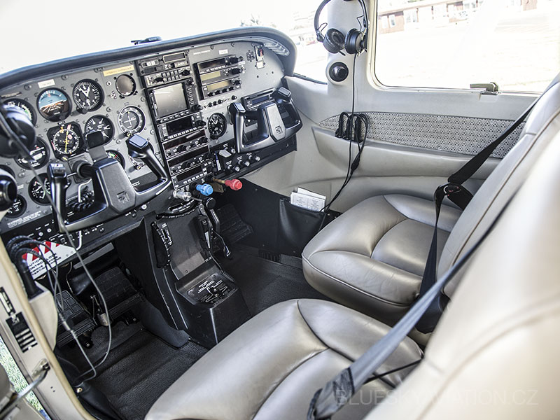 Cessna 206 Maintenance Manual Inspection
